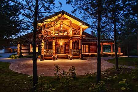 Производство деревянных домов